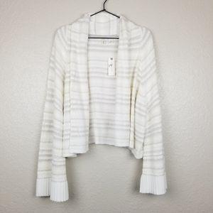 NWT Anthro Moth Mahalia Kimono Cardigan Striped M